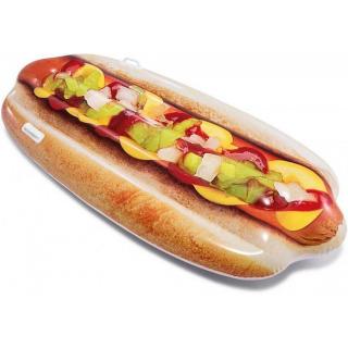 Obrázek 1 produktu Intex 58771 Matrace nafukovací Hotdog