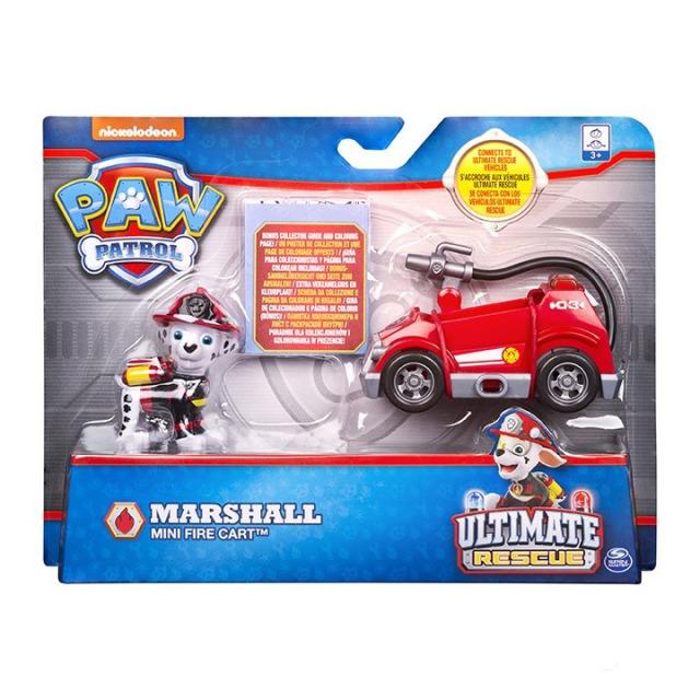 Obrázek produktu Tlapková patrola Marshall a mini požární vozidlo