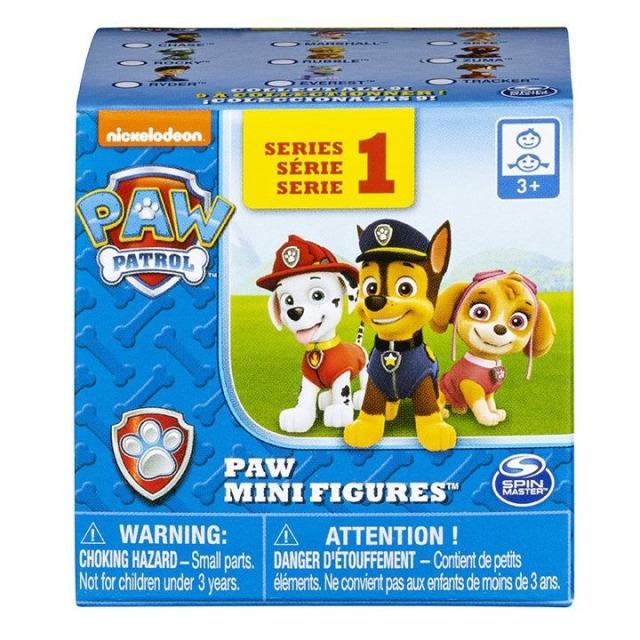 Obrázek produktu Tlapková patrola Mini figurky v krabičce Série 1