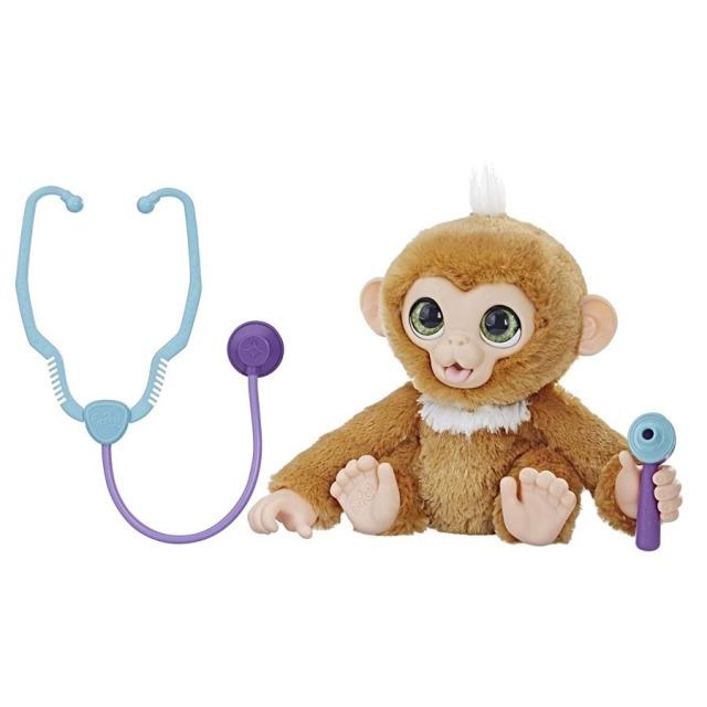 Obrázek produktu FRF Interaktivní nemocná opička Zandi