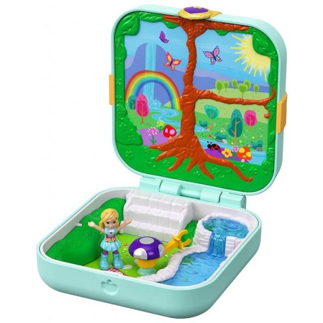 Obrázek produktu Polly Pocket Pidi svět v krabičce - Čarovný les Mattel GDK79