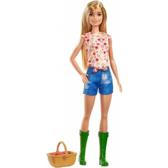 Obrázek produktu Barbie Farmářka, Mattel GCK68