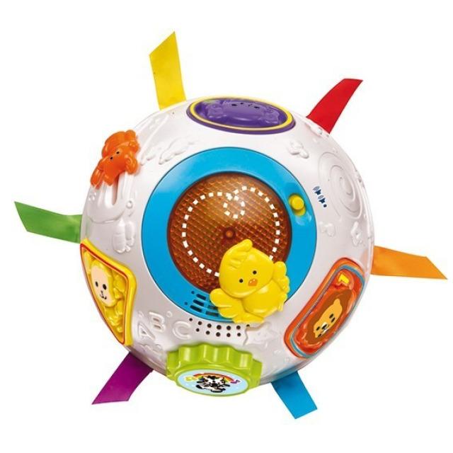 Obrázek produktu V-tech Neposlušný míček 15cm