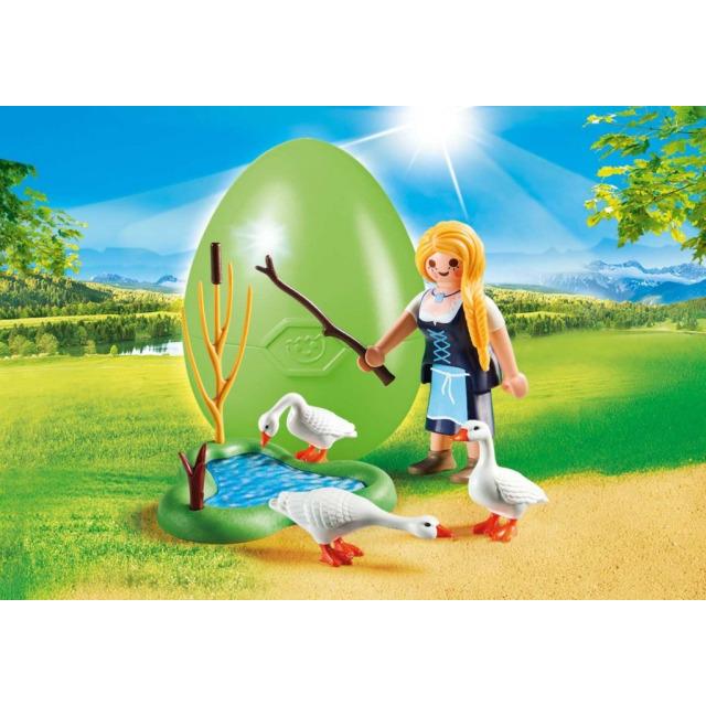 Obrázek produktu Playmobil 70083 Pasačka hus, vajíčko