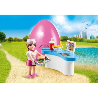 Obrázek 1 produktu Playmobil 70084 Servírka, vajíčko