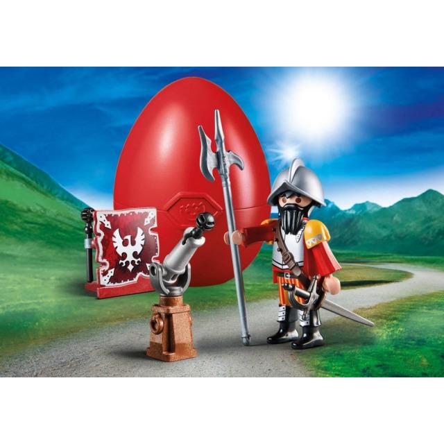 Obrázek produktu Playmobil 70086 Rytíř s kanonem, vajíčko
