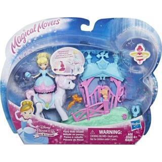 Obrázek 1 produktu Disney Princezna Popelka s poníkem, Hasbro E0249