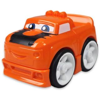 Obrázek 1 produktu Mega Bloks Závoďák Devin oranžový
