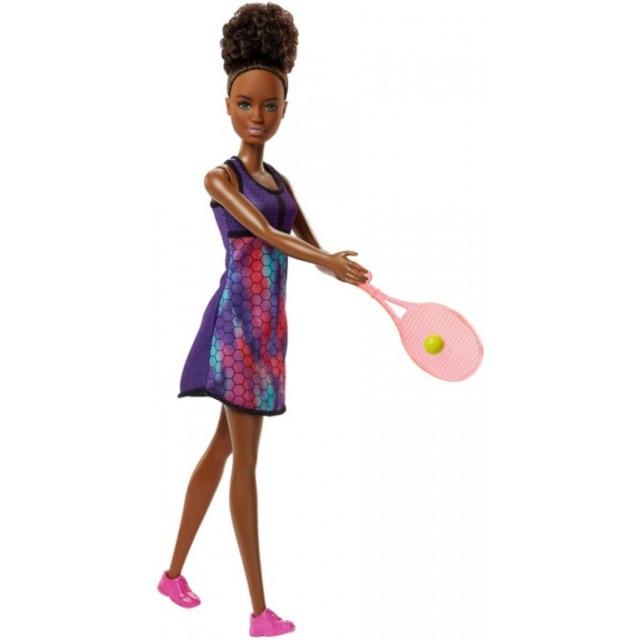 Obrázek produktu Barbie První povolání Tenistka, Mattel FJB11