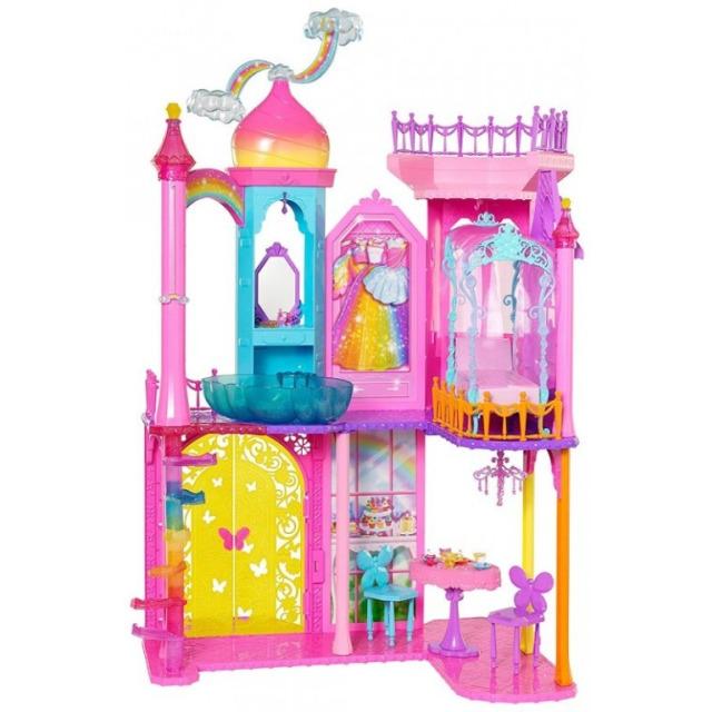 Obrázek produktu Mattel Barbie velký zámek pro princezny 95 cm, DPY39