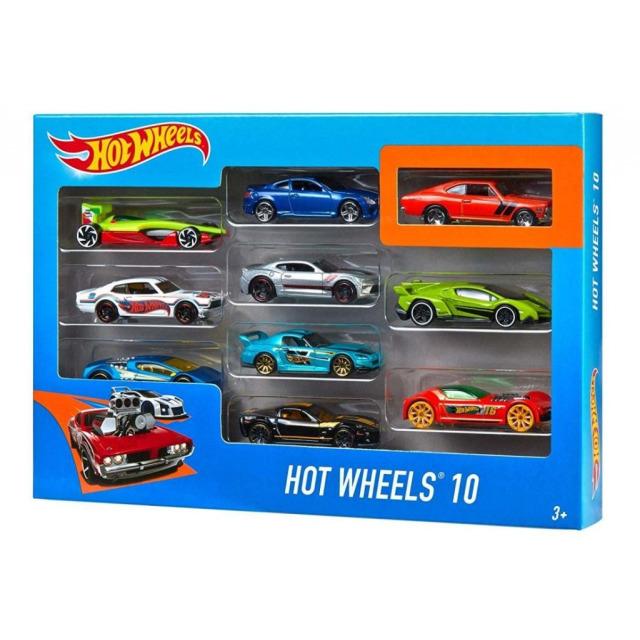 Obrázek produktu Hot Wheels® Angličák sada 10ks