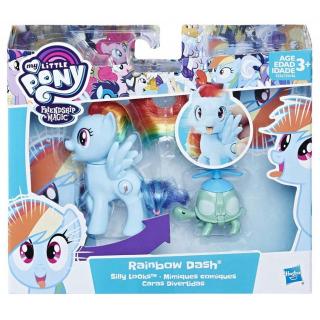 Obrázek 1 produktu MLP My Little Pony Udivený Rainbow Dash s vrtulníkem