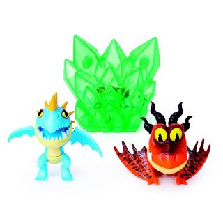Obrázek 1 produktu Jak vycvičit draka 3 – Buřina a Tesák se svítícím doplňkem
