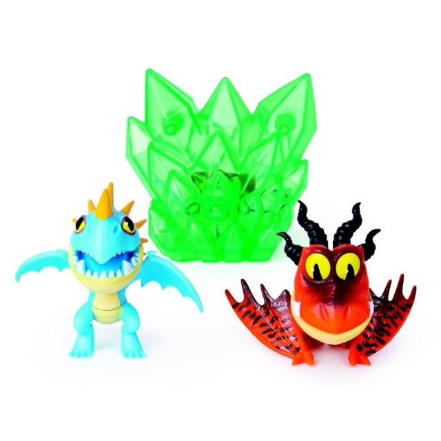 Obrázek produktu Jak vycvičit draka 3 – Buřina a Tesák se svítícím doplňkem