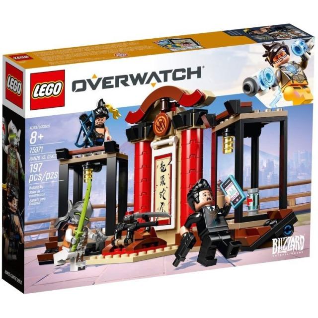 Obrázek produktu LEGO Overwatch 75971 Hanzo vs. Genji