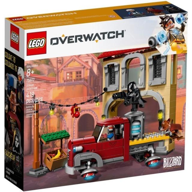 Obrázek produktu LEGO Overwatch 75972 Dorado Showdown