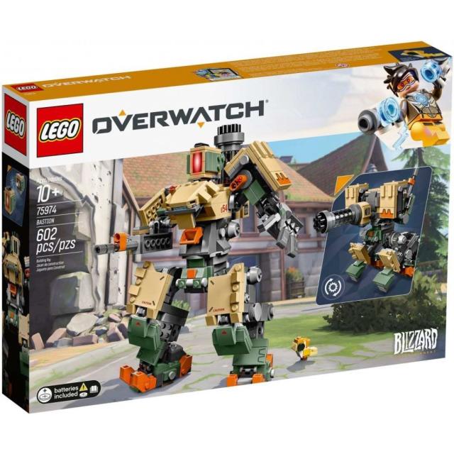 Obrázek produktu LEGO Overwatch 75974 Bastion