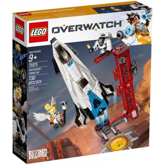 Obrázek produktu LEGO Overwatch 75975 Watchpoint: Gibraltar
