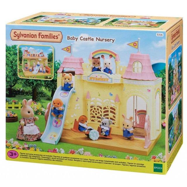 Obrázek produktu Sylvanian Families 5316 Dětská školka hrad