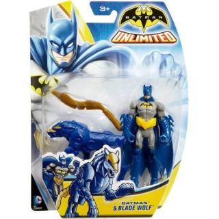Obrázek 1 produktu Batman a Blade Wolf, Mattel CGN49