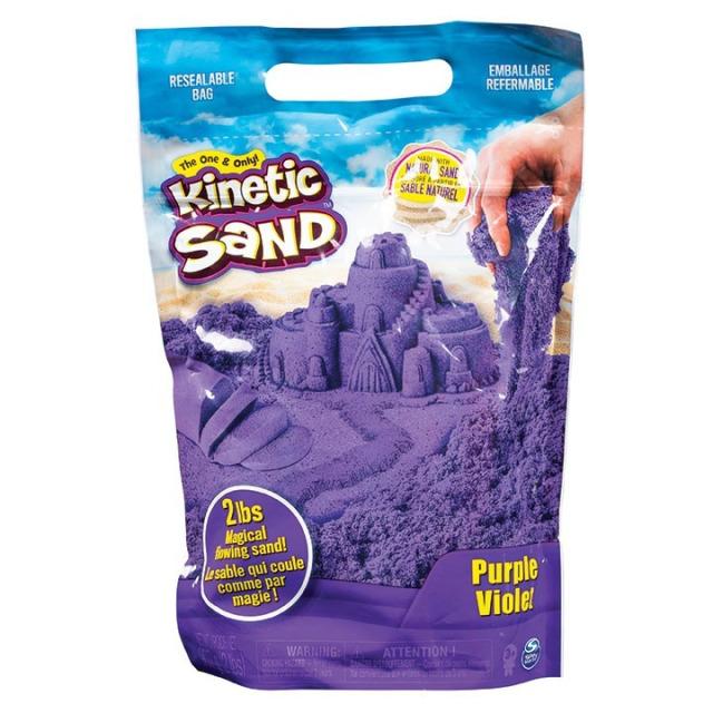 Obrázek produktu Kinetic Sand Kinetický písek fialový 900g