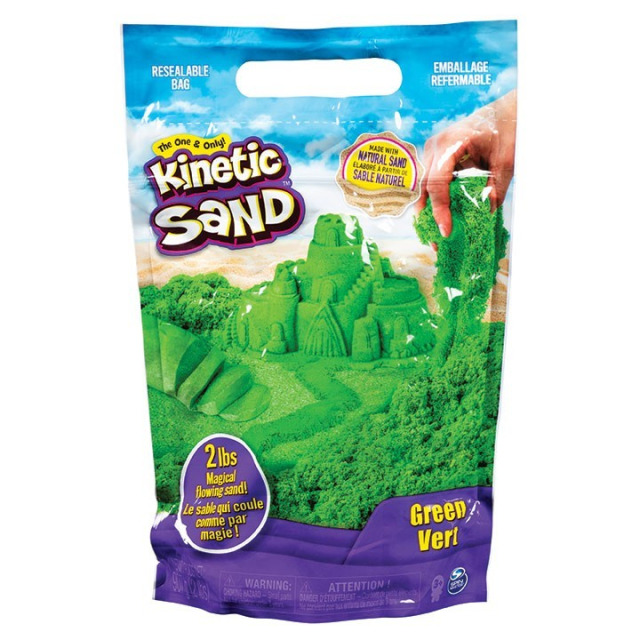 Obrázek produktu Kinetic Sand Kinetický písek zelený 900g