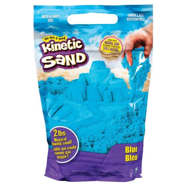 Obrázek produktu Kinetic Sand Kinetický písek modrý 900g