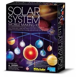 Obrázek 1 produktu KidzLabs Vyrob si sluneční soustavu