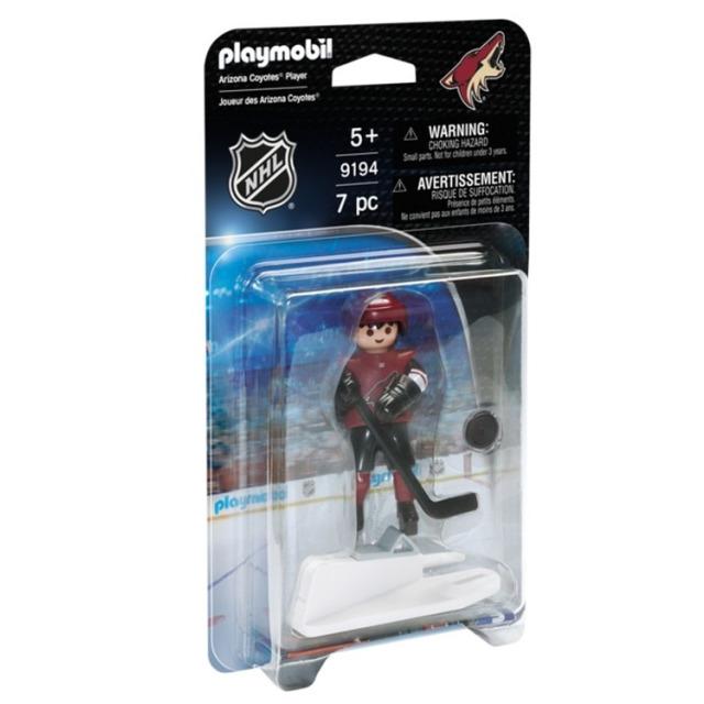 Obrázek produktu Playmobil 9194 NHL Hokejista Arizona Coyotes