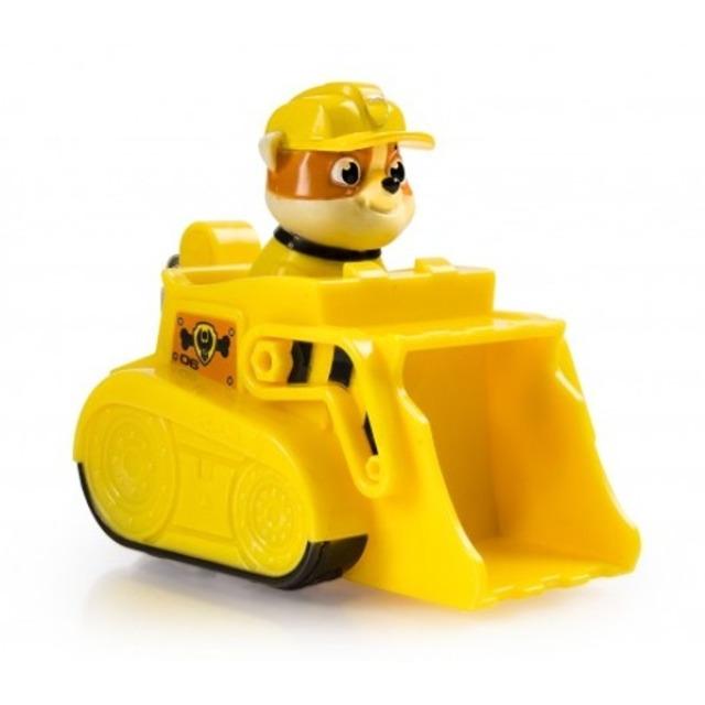 Obrázek produktu Tlapková patrola Rubble a malé vozidlo 95494
