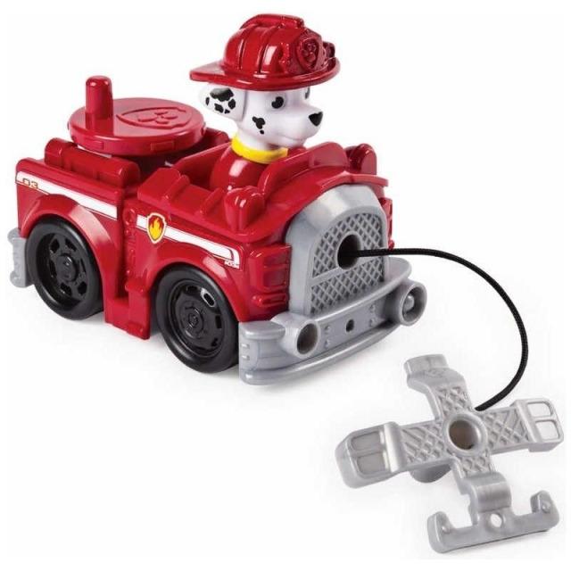 Obrázek produktu Tlapková patrola Marshall a malé vozidlo s navijákem 01456