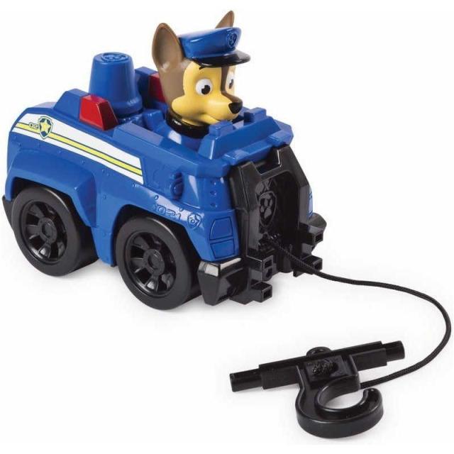 Obrázek produktu Tlapková patrola Chase a malé vozidlo s navijákem 01453