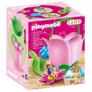 Obrázek 1 produktu Playmobil 70065 Sada na písek Tulipán