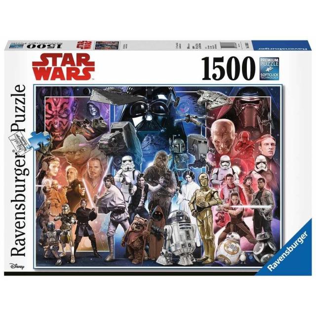 Obrázek produktu Ravensburger 16366 Puzzle Star Wars Univers 1500 dílků