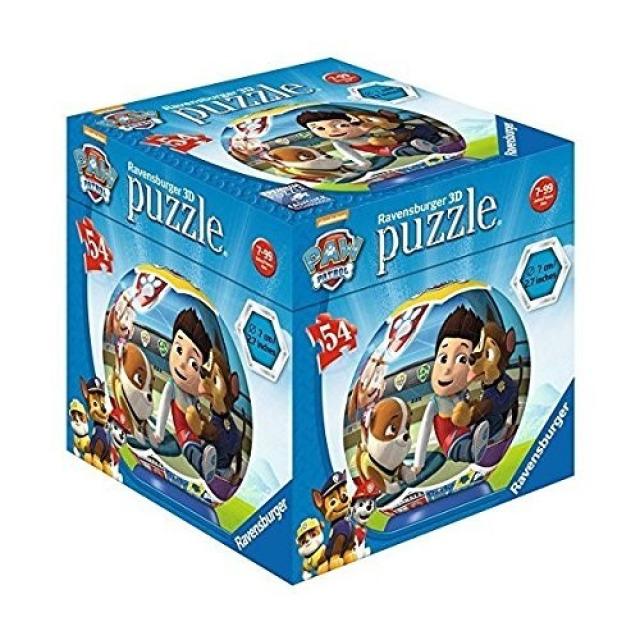 Obrázek produktu Ravensburger 11917-2 Minipuzzle Tlapková Patrola 54 dílků