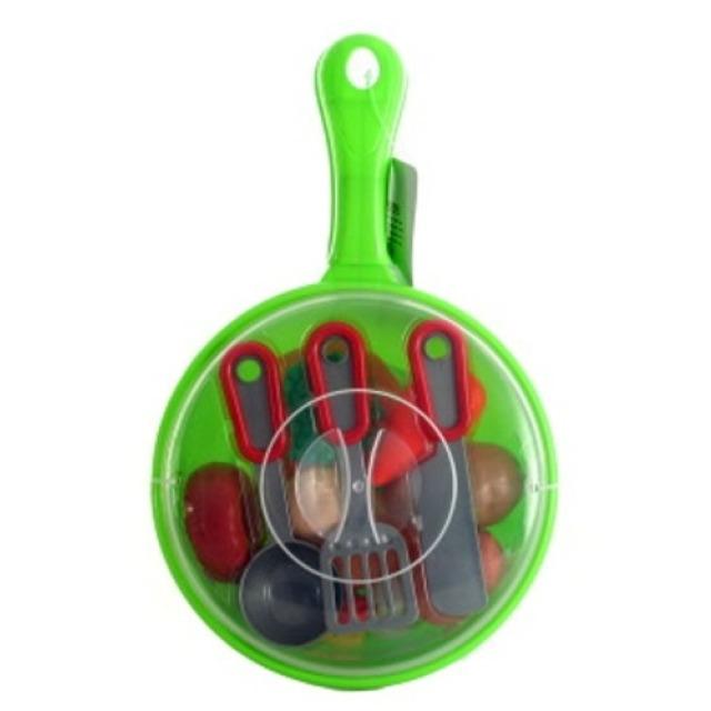 Obrázek produktu Sada pánvička s jídlem