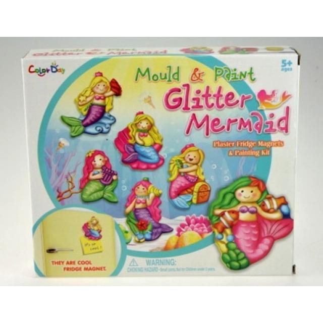 Obrázek produktu Výrobek ze sádry Mořské panny