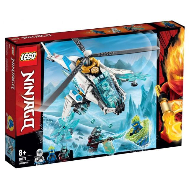 Obrázek produktu LEGO Ninjago 70673 Nindžakoptéra