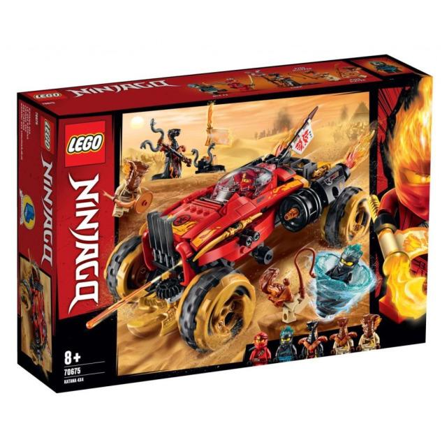 Obrázek produktu LEGO Ninjago 70675 Katana 4x4