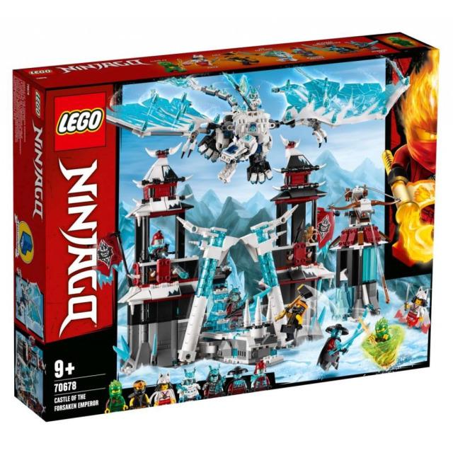 Obrázek produktu LEGO Ninjago 70678 Hrad zapomenutého císaře