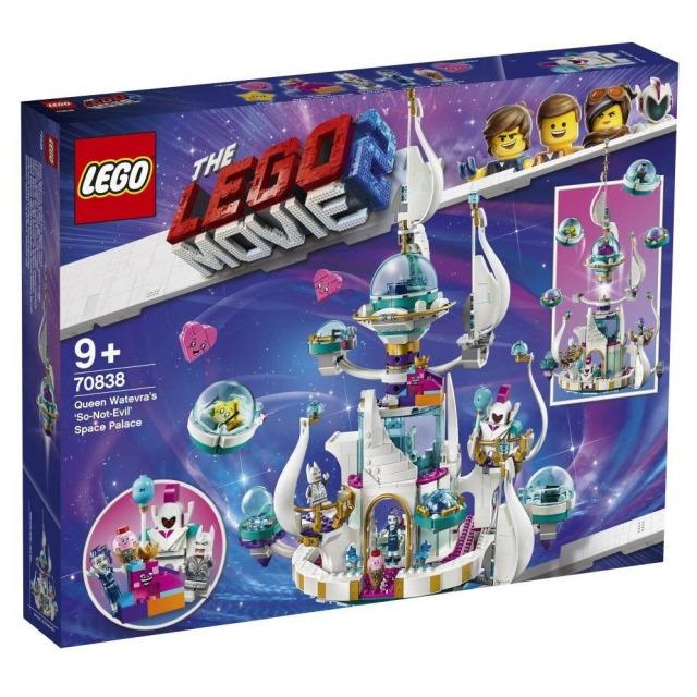 """Obrázek produktu LEGO Movie 70838 """"Hrozivý"""" vesmírný palác královny Libovůle"""
