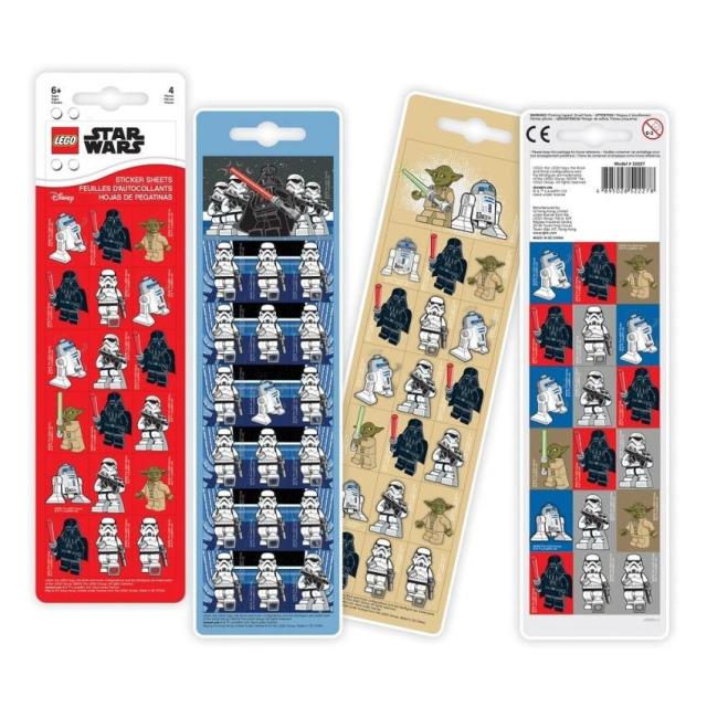 Obrázek produktu LEGO Star Wars Nálepky - 96 nálepek