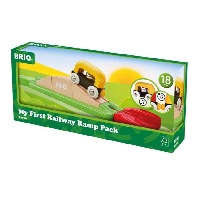 Obrázek produktu BRIO 33728 Nájezdová rampa pro baby vláček