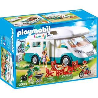 Obrázek 1 produktu Playmobil 70088 Rodinný karavan