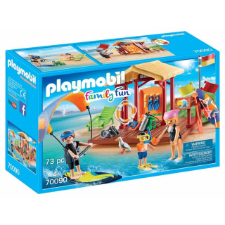 Obrázek 1 produktu Playmobil 70090 Vodní sporty