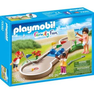 Obrázek 1 produktu Playmobil 70092 Minigolf u moře