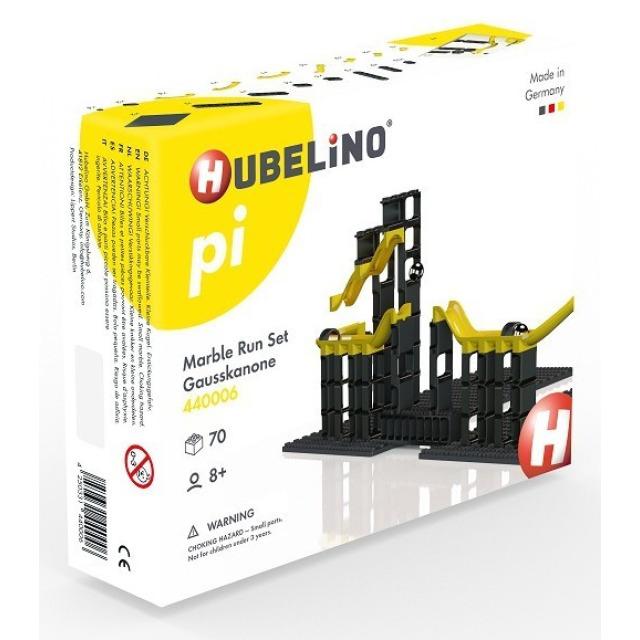 Obrázek produktu HUBELINO Pi Kuličková dráha - set s kanónem 70 ks