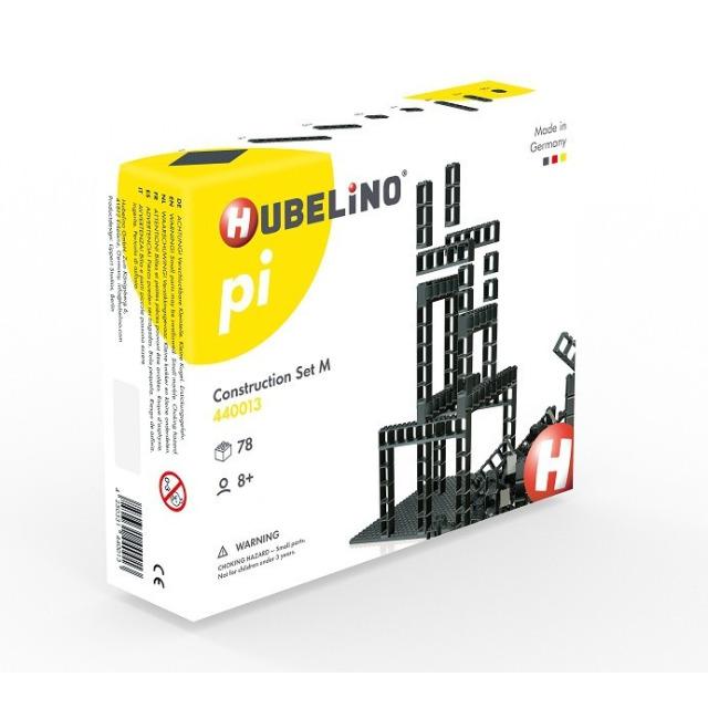 Obrázek produktu HUBELINO Pi Kuličková dráha - kostky M 78 ks