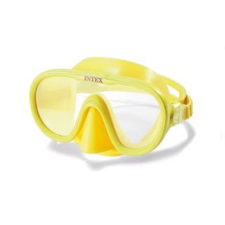 Obrázek 1 produktu Intex 55916 Plavecká maska Sea Scan žlutá