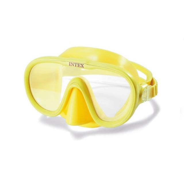 Obrázek produktu Intex 55916 Plavecká maska Sea Scan žlutá